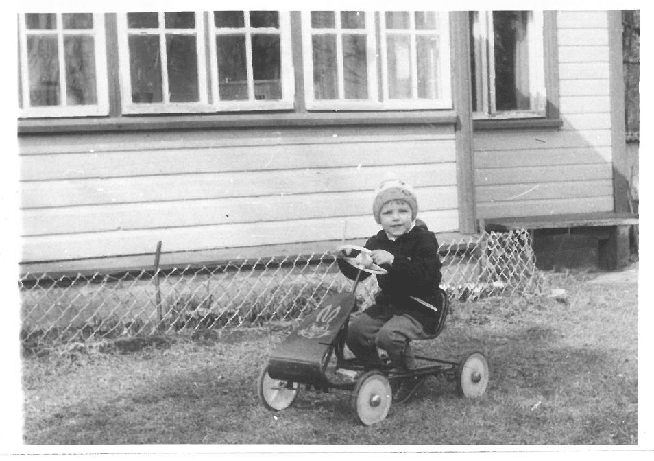 """Toomas Tammer: """"Kutsekoolis omandatud teadmised ja sõprussidemed mängivad tähtsat rolli minu elus ka täna."""""""